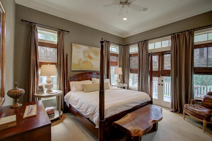 23 Perseverance Street master bedroom