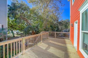 Deck at 1067 Buist Avenue