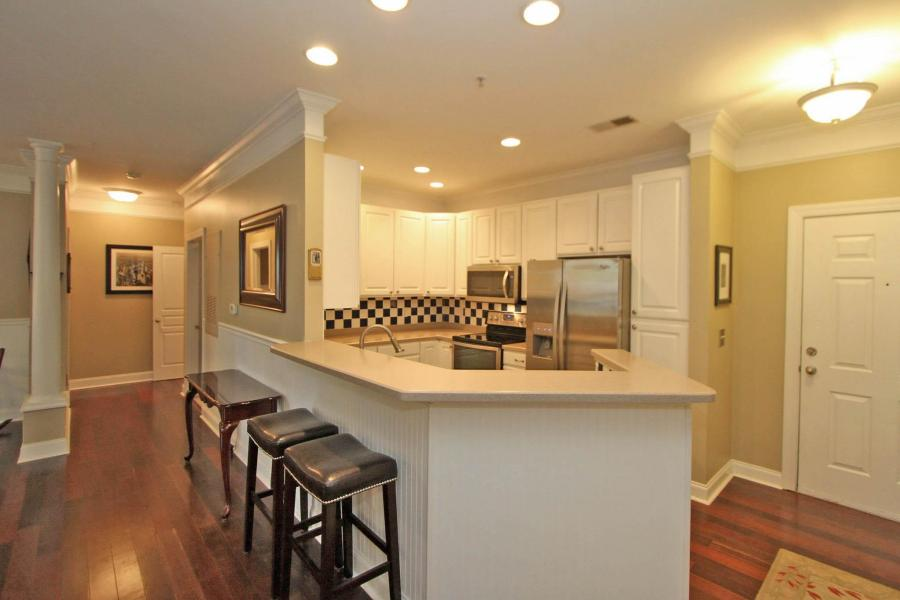 Kitchen at 1025 Riverland Woods Place #604