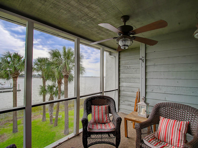 75 Mariners Cay screened porch