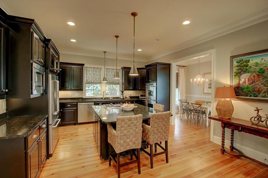 Kitchen at 23 Perseverance Street