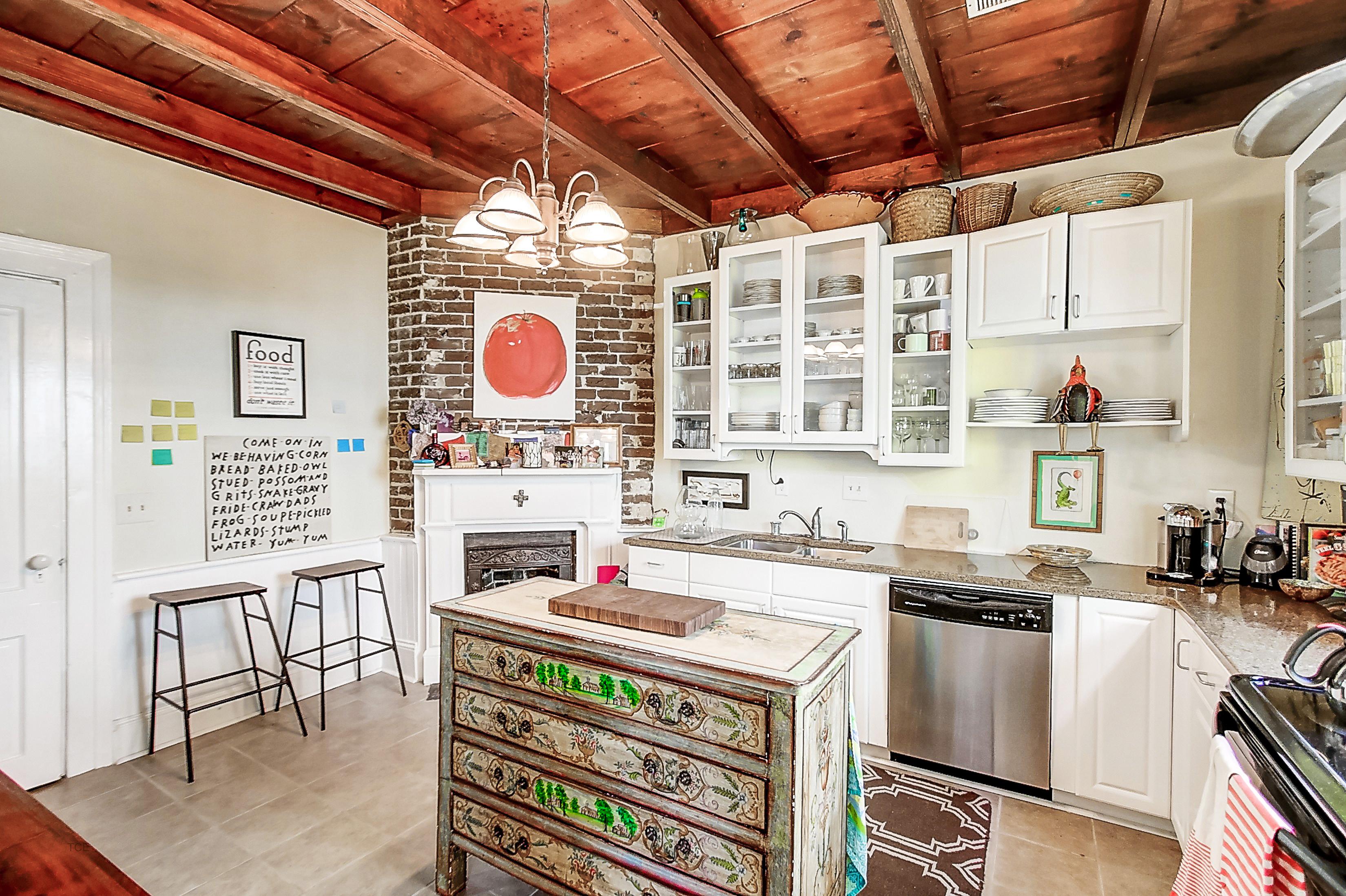 27 Chapel Street lower kitchen