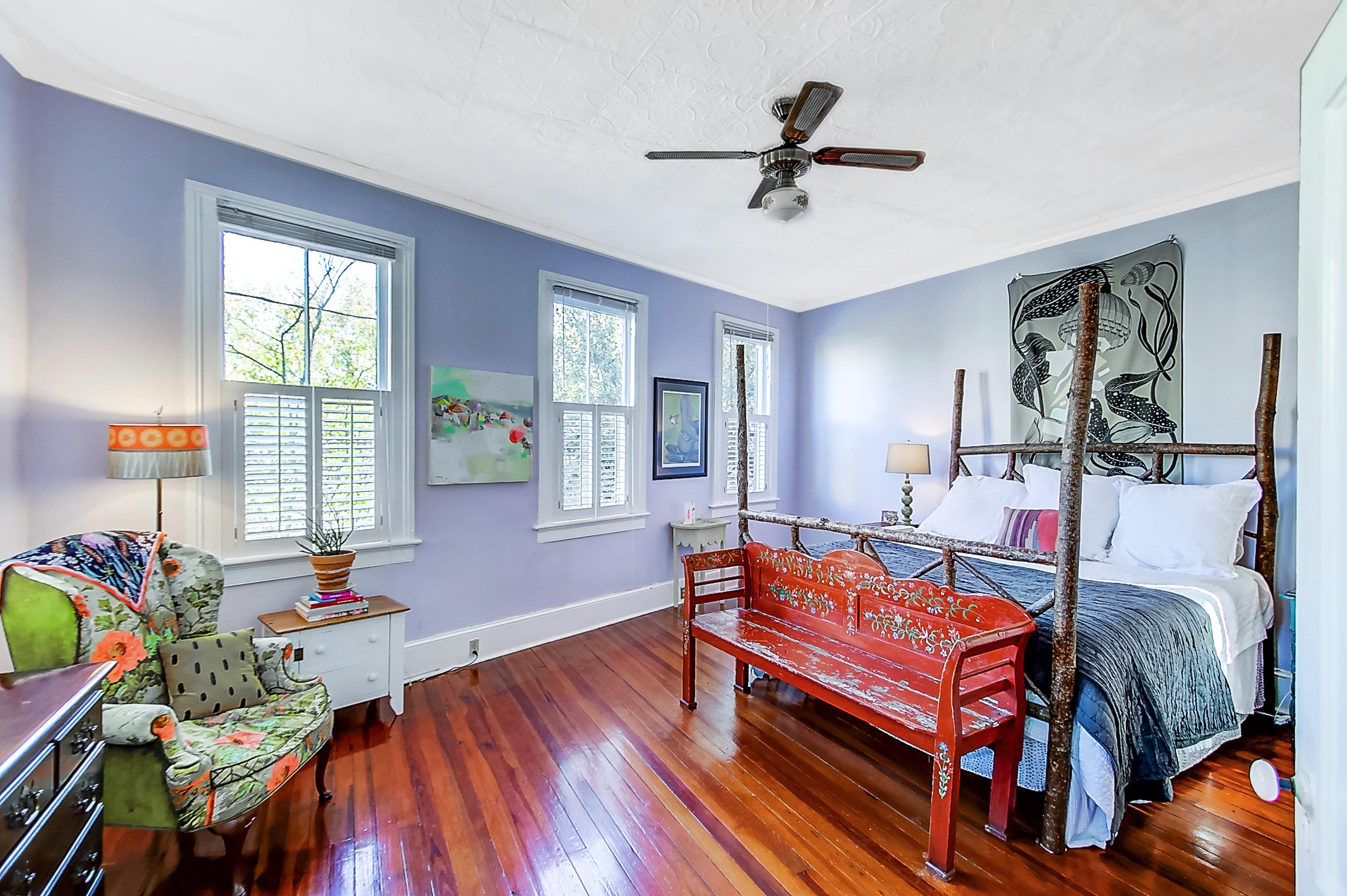 Master bedroom at 27 Chapel Street