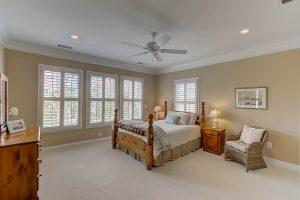 Master bedroom at 105 Lucia Street