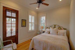 Guest bedroom at 94 Latitude Lane