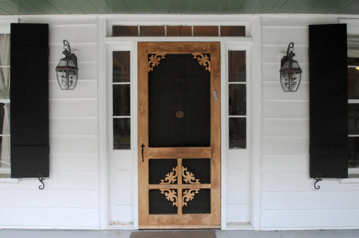 212 Freeman Street front door