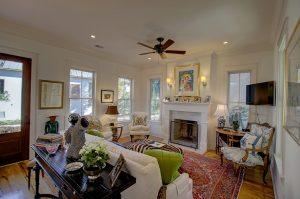 Living room at 94 Latitude Lane