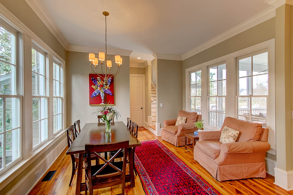 Breakfast room at 763 Olde Central Way