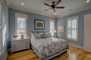 Master bedroom at 94 Latitude Lane