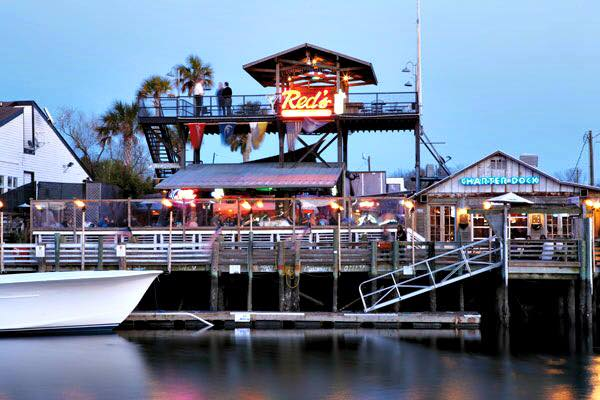 Charleston South Carolina Bbq Restaurants