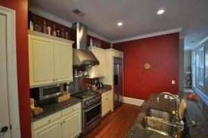 19 Jasper Street kitchen