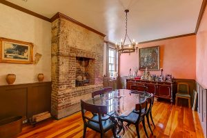 143 East Bay dining room