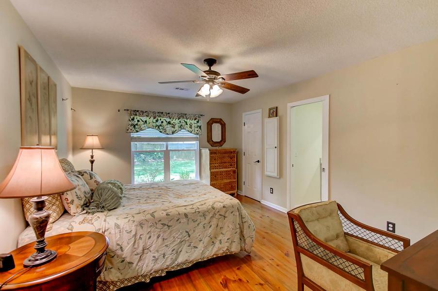 Master bedroom at 1129 Shady Grove Lane
