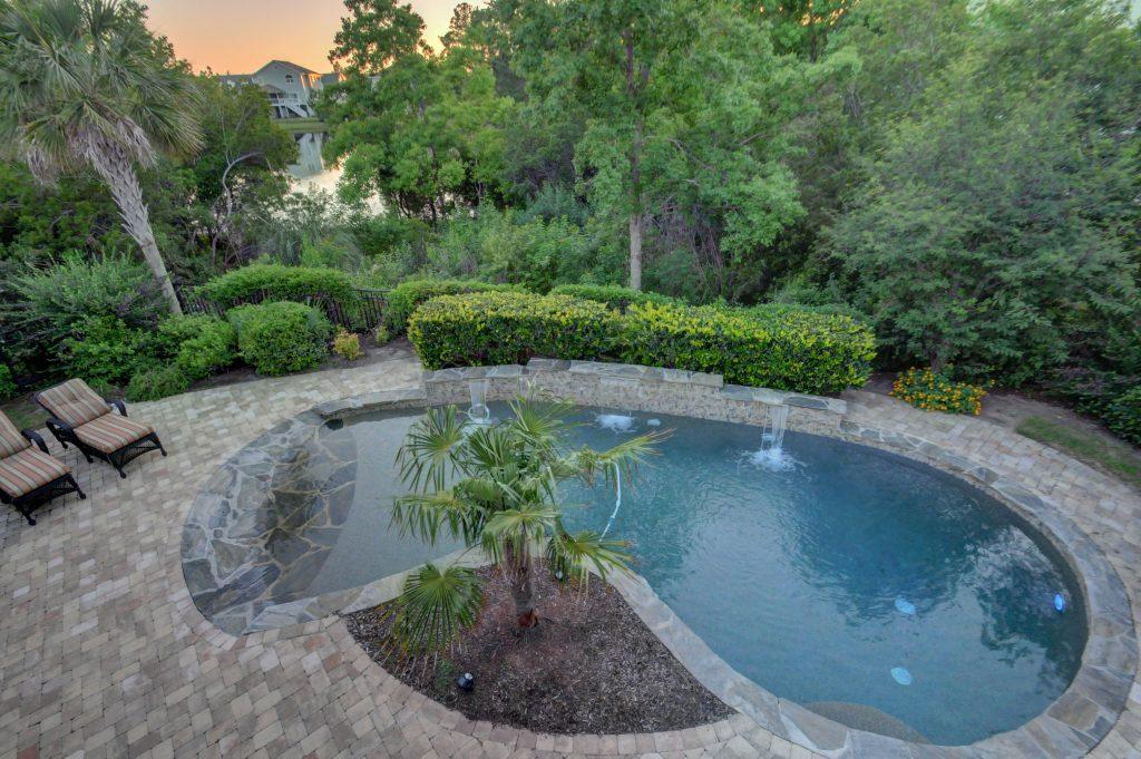 Pool at 2128 Sandy Point Lane