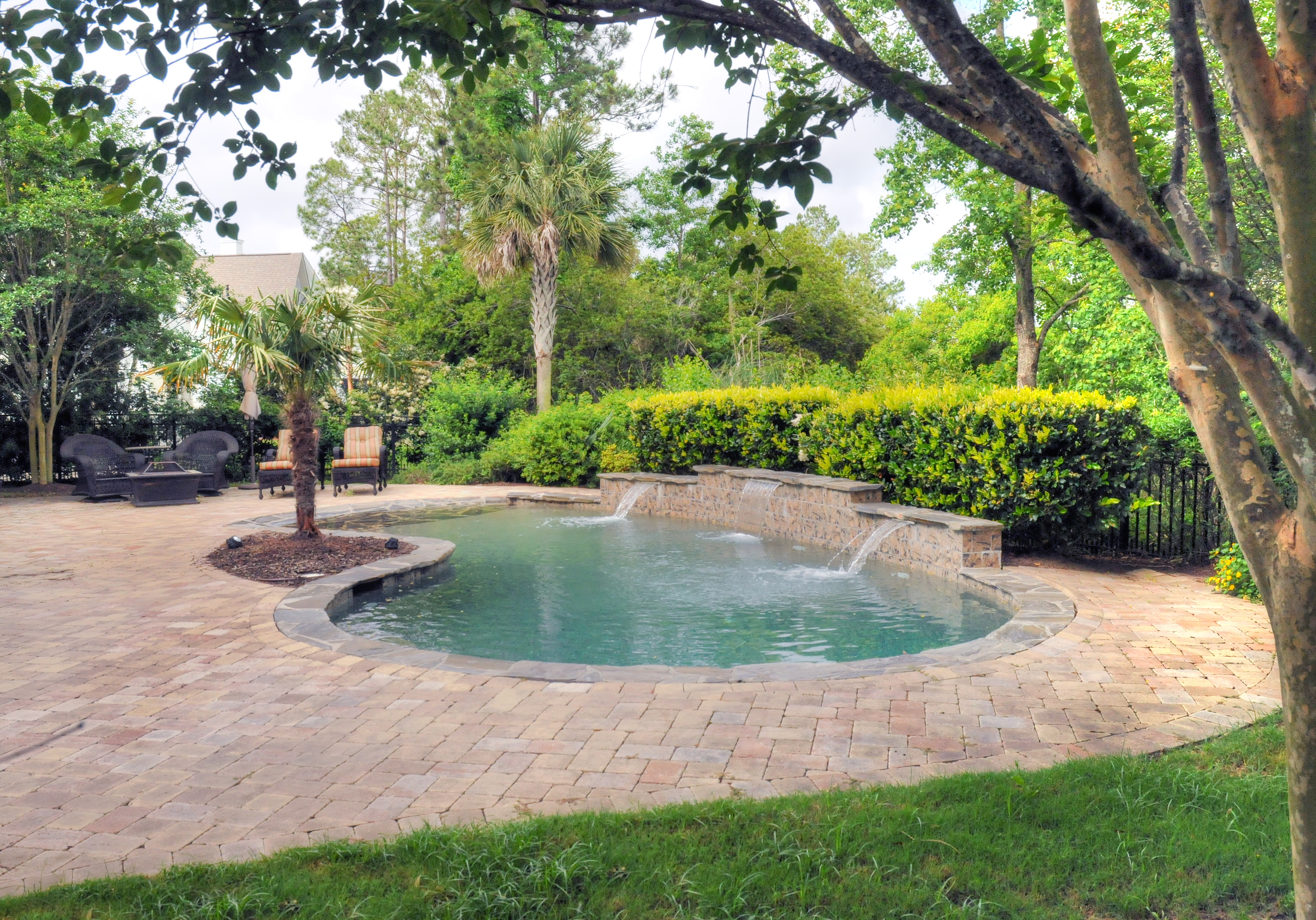 2128 sandy point lane rivertowne on the wando home with private