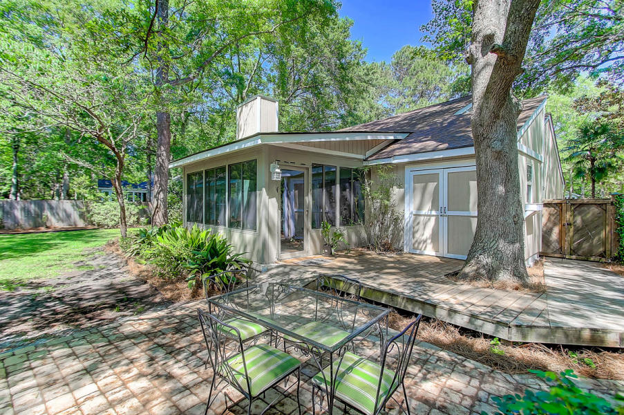 Backyard at 1129 Shady Grove Lane
