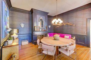 161 Tradd Street dining room