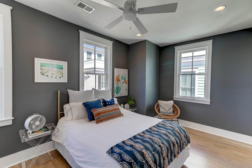 414 Rose Wilder master bedroom