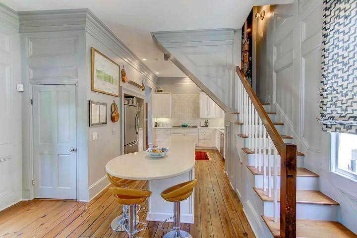 161 Tradd Street kitchen