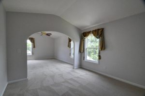 Master bedroom at 1430 Hamlin Park Circle