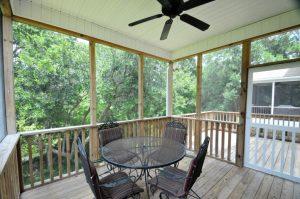 1430 Hamlin Park Circle screened porch