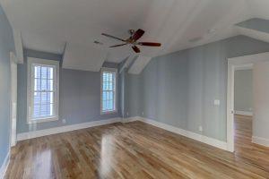 407 Rose Wilder Lane upstairs master bedroom