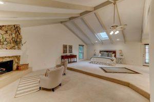 Master bedroom at 310 Fairington Drive