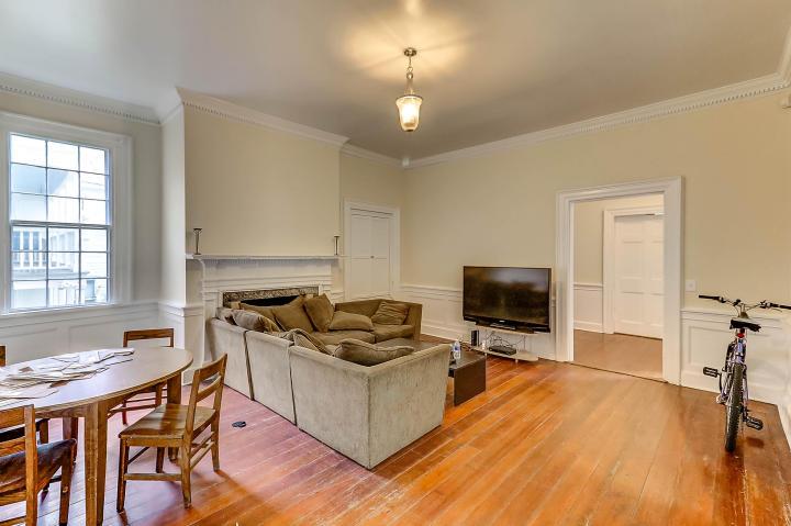 Living room at 6 Judith Street
