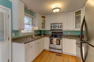 Kitchen at 1440 Moultrie, Old Village