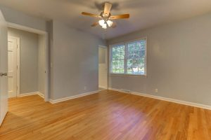 Master bedroom at 1718 Afton Ave
