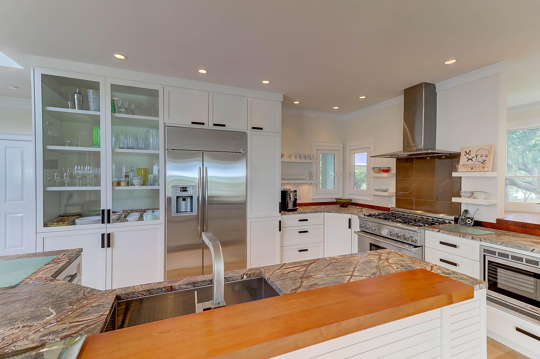 Kitchen at 1105 Fort Lamar, James Island