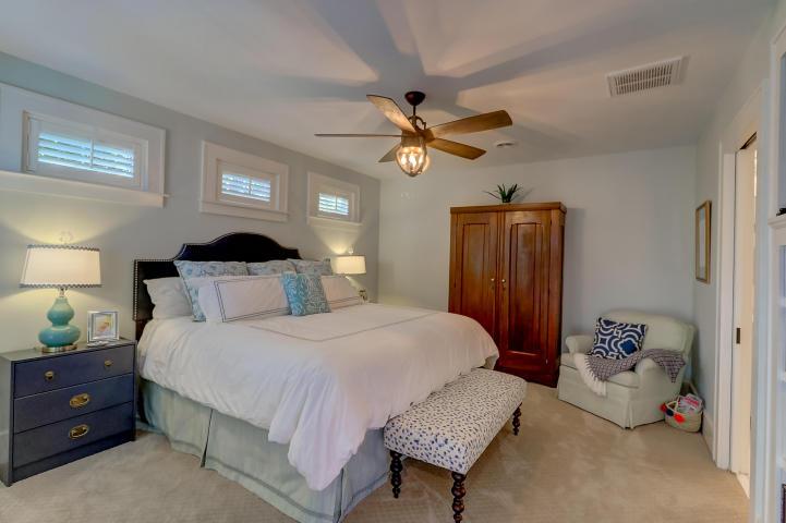 Master bedroom at 237 Gordon Street