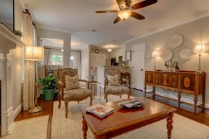 Living room at 1335A Cassidy Court, Charleston