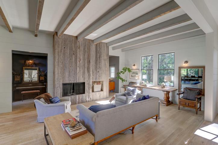 Living room at 112 Freeman Street, Old Village