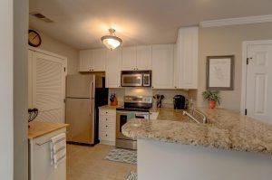 Kitchen at 1335A Cassidy Court, Charleston