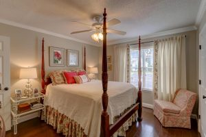 Master bedroom at 1335A Cassidy Court, Charleston