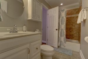 Master bathroom at 1335A Cassidy Court