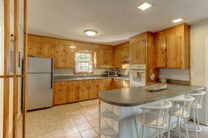 Kitchen at 829 Jeb Stuart, James Island