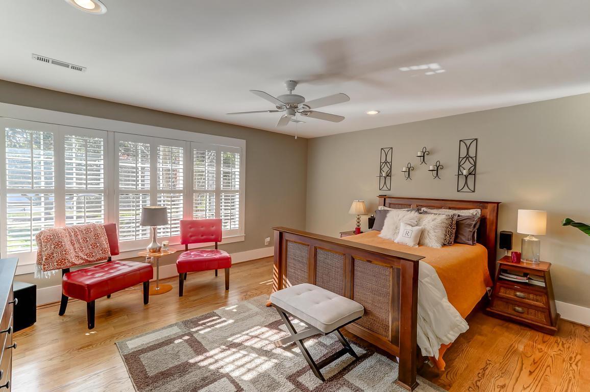 Master bedroom at 18 Rebellion Road, West Ashley