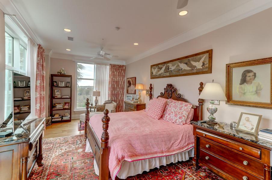 Master bedroom at 139 Cooper River Drive, Mount Pleasant