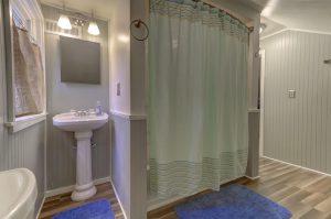 En suite bath at 2146 Edisto, James Island