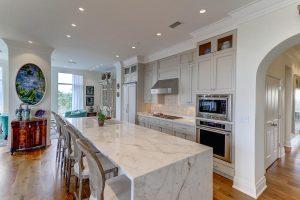 Kitchen at 139 Cooper River Drive, Mount Pleasant