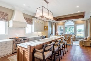Kitchen at 4 Country Club Drive, James Island