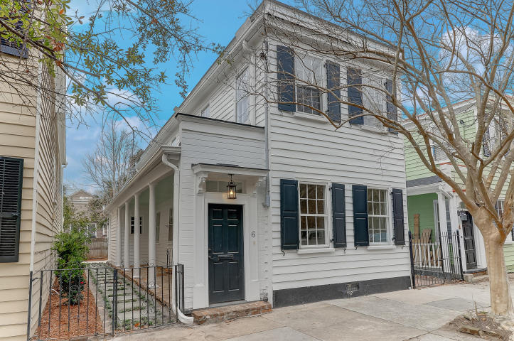 6 Trumbo, Downtown Charleston