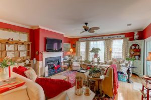 Living room at 1356 Hopton Circle, Mt. Pleasant