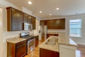 Kitchen at 1216 Topside Drive, West Ashley