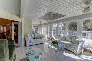 Sunroom at 1413 Omni Boulevard, Mount Pleasant