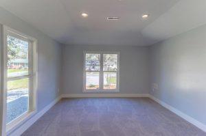 Master suite at 725 Windward Road, James Island