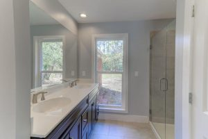 Master suite at 725 Windward Road, James Island