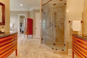 Master suite at 2300 Beckenham Drive, Mount Pleasant
